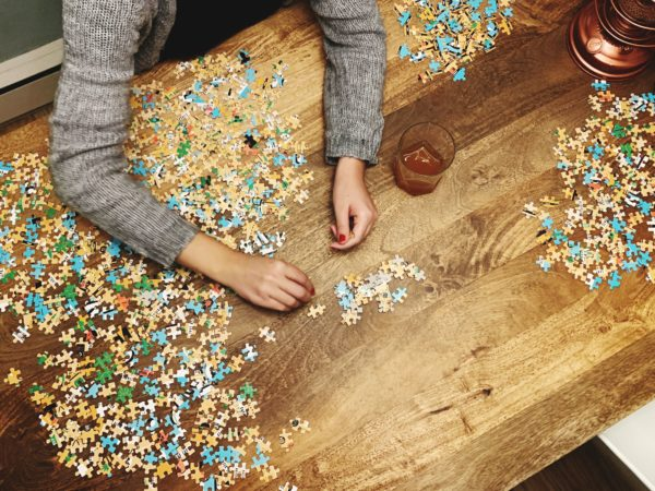 Adult Puzzles
